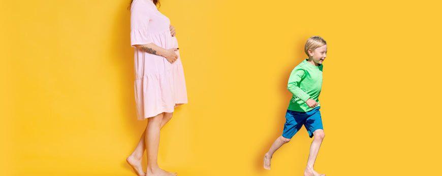 Marina's pregnancy and Leon's strength