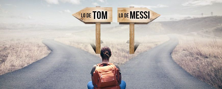 If you say you are short you can do what Tom or Messi does
