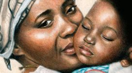 This African mother knows more than your mother and mine